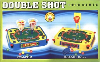 Ratnas Board Games Ratnas Double Shot Board Game