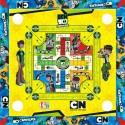Itoys Ben 10 Omniverse 3-in-1 Carrom Board - Big Board Game