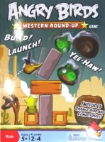 Dates Angry Bird Western Round UP Board Game