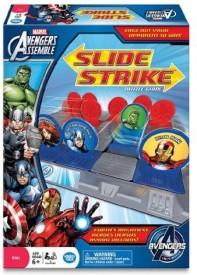 Wonder Forge Marvel Avengers Assemble Slide Strike Board Game