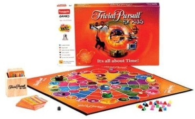 Buy Funskool Trivial Pursuit Kids Board Game: Board Game