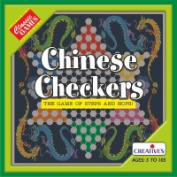 Creative's Classic Games - Chinese Checkers Board Game
