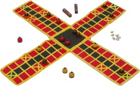 JindalCrafts.com Paschisi 80 cm Chess Board