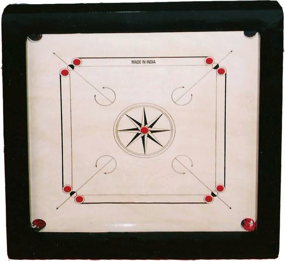 Kasco Full 32 inch Carrom Board available at Flipkart for Rs.1700