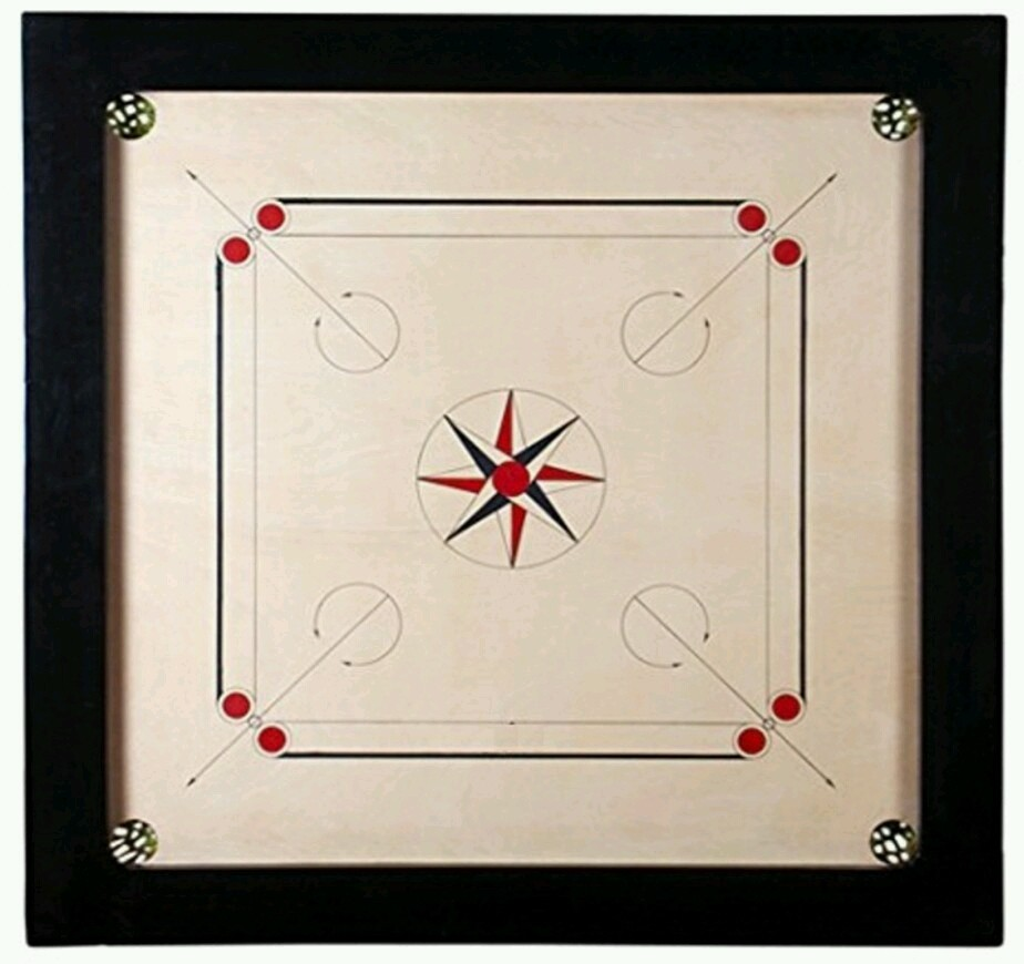 Raisco Full Carrom 32 inch Carrom Board available at Flipkart for Rs.1699