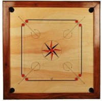 Trost 26X26 4 inch Carrom Board Multicolor available at Flipkart for Rs.1199