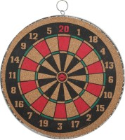 Wood O Plast Dart Board Set 12 inch: Board