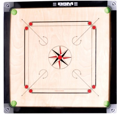 BSM Practice 32 inch Carrom Board available at Flipkart for Rs.1850