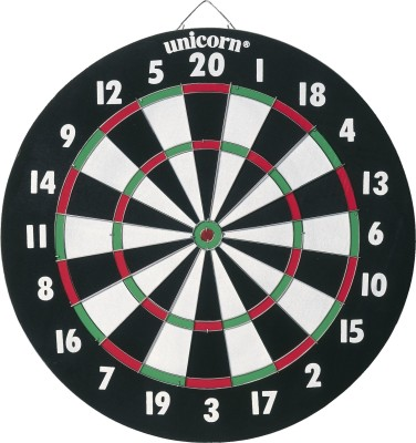 Unicorn XL Dart Board 17 inch Diameter