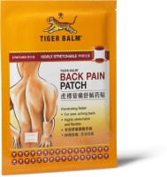 Tiger Balm Back Pain Patch Highly Stretchable Patches (100 G)