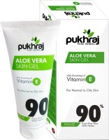 Pukhraj Aloe Vera Skin Gel With Vitamin E (100 Ml)