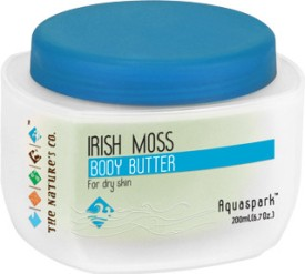 The Nature's Co Irish Moss Body - Butter - 200 Ml