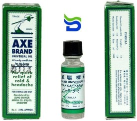 Axe (Original Product From Singapore) Universal Oil