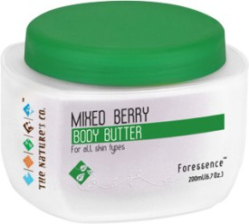 The Nature's Co Mixed Berry Body - Butter - 200 Ml