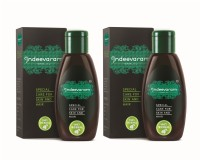 Indeevaram Special Care For Skin And Hair - 100ml X 2 (200 Ml)