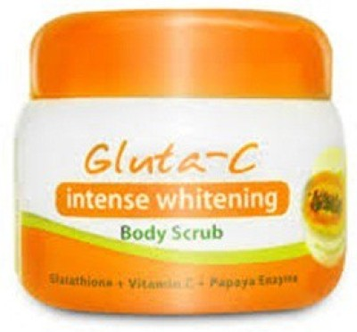 Gluta C Intense Whitening Body Scrub (120 G)