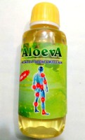 Aloeva Herbal Aloe-vera Massage Oil For Joint And Muscle Pain (100 Ml)