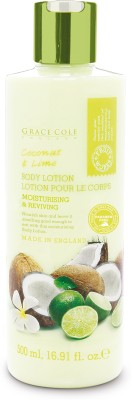 Grace Cole Body Lotion Coconut & Lime (500 Ml)