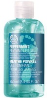 The Body Lotion Peppermint Reviving Leg Gel (250 Ml)
