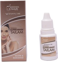 Dindayal Kumkumadi Tailam Oil Pack Of Three 15 Ml/Each A Skin Toner For Glowing Skin (For Female 18-40 Years) (45 Ml)