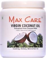 Maxcare Maxcare Virgin Coconut Oil (Cold Pressed) 500ML Wide Mouth (500 Ml)