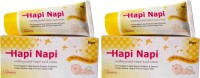 Hapi Napi Soothing Relief Diaper Rash Cream(Pack Of Two) (50 G)