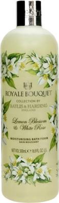 Baylis & Harding Lemon Blossom & White Rose Moisturising Bath Foam
