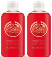 The Body Shop Strawberry Shower Gel (500 Ml)