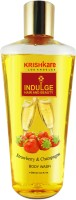 Krishkare Body Wash - Strawberry & Champagne (250 Ml)
