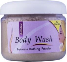Adidev Herbals Ayurvedic Skin Brightening Body Wash for Oily Skin