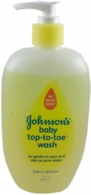 Johnson & Johnson Baby Top-To-Toe (Made In Malaysia) (500 Ml)