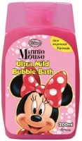 Disney Minnie-Ultra Mild Shower Gel (200 Ml)