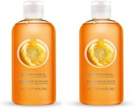 The Body Shop Satsuma Shower Gel Pack Of 2 (250 Ml)