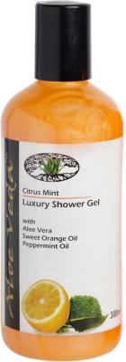 Aloe Veda Citrus Mint Luxury Shower Gel