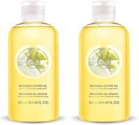 The Body Shop Moringa Shower Gel Pack Of 2 (250 Ml)