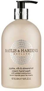 Baylis & Harding Jojoba Silk & Almond Oil Luxurious Shower Creme