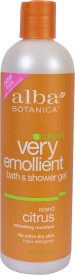 Alba Botanica Very Emotional Citrus Bath & Shower Gel