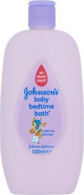 Johnson's Baby Bedtime Bath Special Edition (500 Ml)