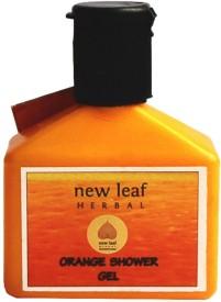 New Leaf Herbal Orange Shower Gel 2