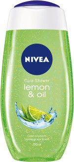 Nivea Shower Gel Lemon & Oil