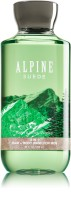 Bath & Body Works Alpine Suede 2 In 1 Hair, Body Wash For Men (295 Ml)