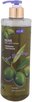 American Bouquet Scrub Gel Olive
