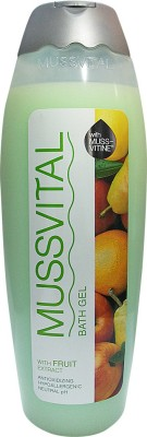 Mussvital Fruits Shower Gel Large Pack