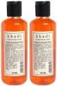 Khadi Orange & Lemongrass Citrus Herbal Body Wash - 420 Ml