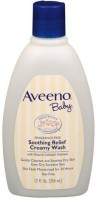Aveeno Soothing Relief Creamy Wash 12 Oz (354 Ml)
