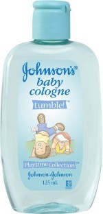 Johnson's Baby Cologne Tumble