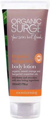 Organic Surge Tropical Bergamot Body Lotion (200 Ml)