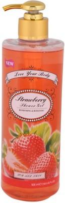 American Bouquet Shower Gel Strawberry