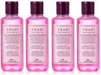 Khadi Herbal Rose & Honey Bath Refreshing Body Wash (840 Ml)