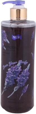 American Bouquet Scrub Gel Lavender